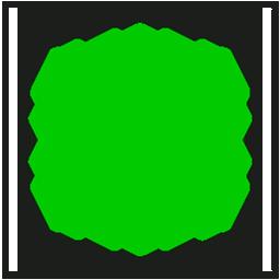 холодный значок
