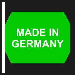 Сделано в Германии значок