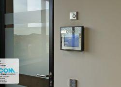 עיצוב לקוחות שלט דלת דיגיטלי