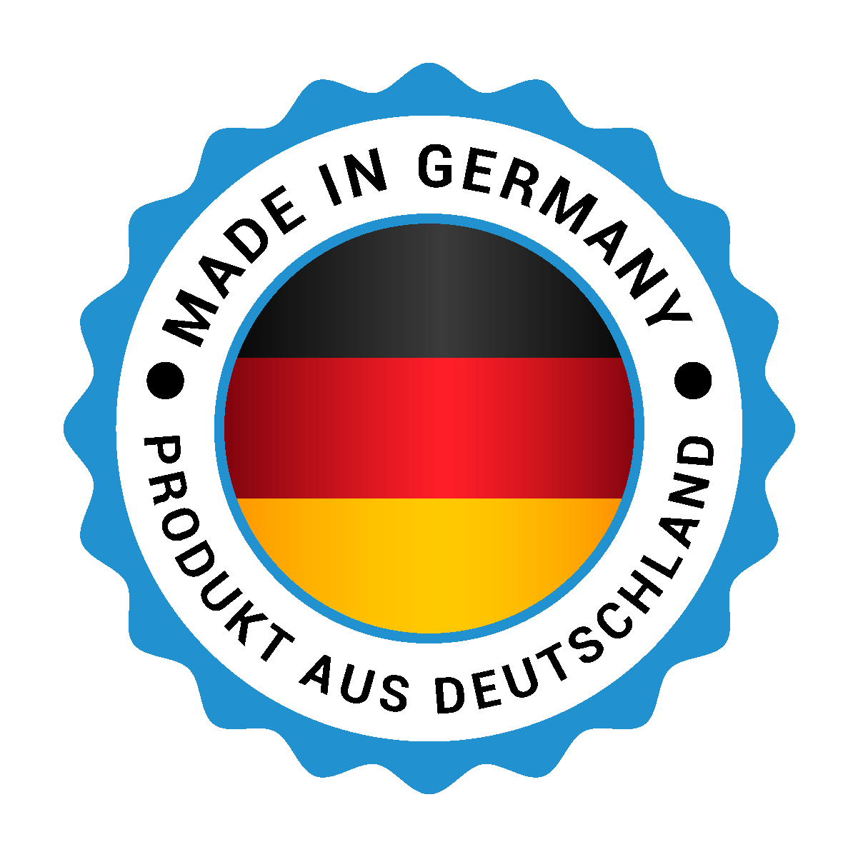 Made in Germany!
