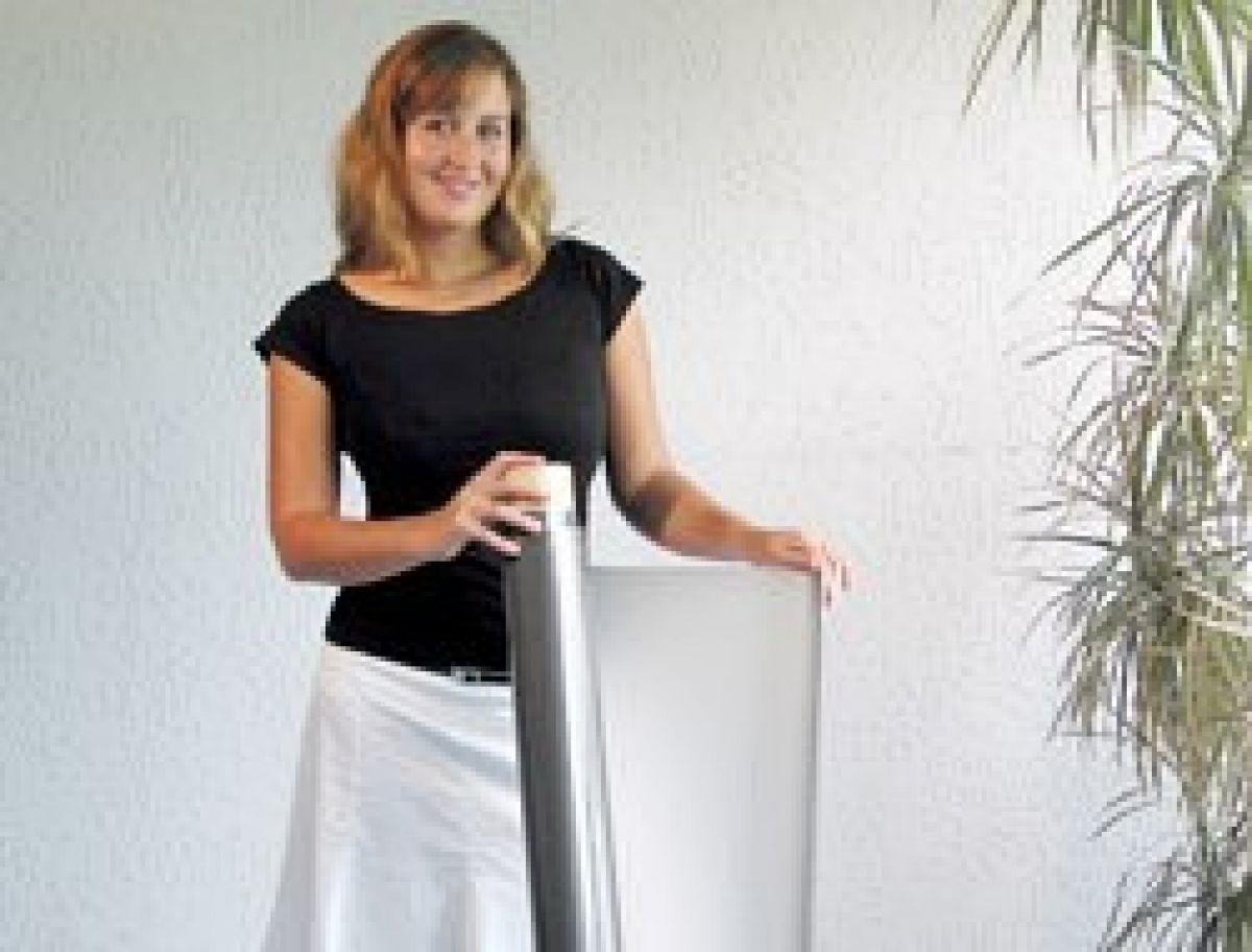 papel de aluminio de alta tecnología